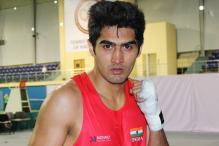 Boxer Vijender Singh gears up for national camp