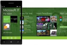 Microsoft's Windows Phone 8 event on October 29