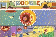Google doodles Winsor McCay's Little Nemo in Slumberland