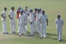 Ranji Trophy:  Services become a force to reckon with