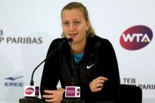 Kvitova aiming to end dismal season on a high