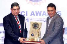 In Pics: BCCI awards 2012