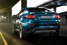 New entrant: The all new BMW X6