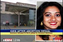 Death of pregnant Indian woman puts Ireland's policy under fire