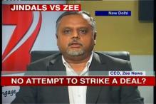 Jindals tried to bribe us first, says Zee CEO Alok Agarwal