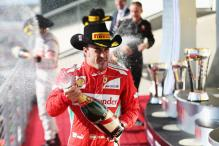 In pics: United States Grand Prix 2012
