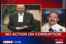 Action against Jethmalani is an internal matter of BJP: Rashid Alvi