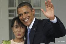 Myanmar or Burma? Obama calls it both