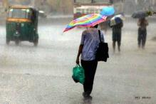 AP: Cyclonic rains cause flooding, 12 trains cancelled