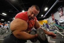 Meet real-life 'Popeye' Moustafa Ismail: The man with the world's largest biceps