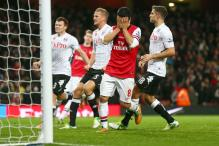 Arsenal, Fulham share spoils in six-goal thriller