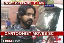 SC admits Aseem Trivedi's plea against Sec 66(A) of IT Act
