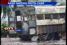Azad Maidan riots: Chargesheet filed against 57 accused