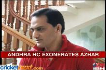 Ban lifted, Azhar says he's happy and wants to move on