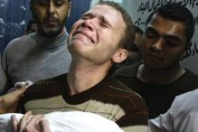 Viral photos: Heartbreaking images of BBC journalist grieving infant son in Gaza strike