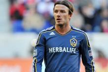 Beckham to leave LA Galaxy after MLS Cup final