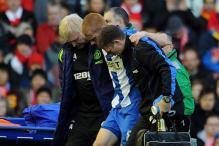 Wigan's Ben Watson suffers broken leg