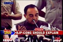 Congress brushes aside allegations made by Subramanian Swamy