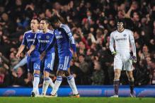 Chelsea launch probe over supporter's racial gesture