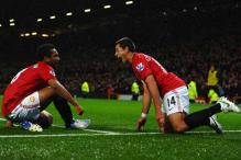 Man Utd on top with trademark second-half comeback