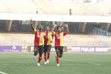 East Bengal pip Salgaocar 1-0 to consolidate lead