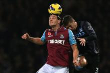 Man City held to 0-0 draw by West Ham in EPL