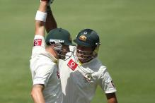 2nd Test: Determined Australia eye series lead