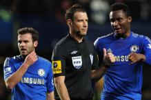 Clattenburg omitted again from EPL matches