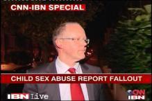BBC Newsnight error: Two senior editors step down