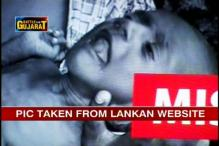 Guj Cong uses image of Lankan boy for malnutrition ad