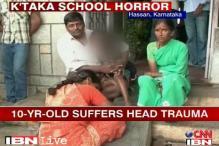K'taka: 10-yr-old beaten for not finishing homework