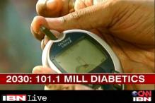 India to have 101.1 million diabetics by 2030