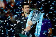 Top-ranked Djokovic downs Federer to win ATP finals