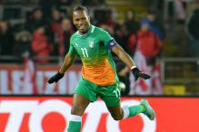 Drogba scores twice as Ivory Coast beat Austria 3-0