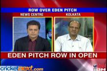 Controversy about Eden pitch breaks out after curator sidelined