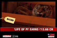 Ang Lee's 'Life of Pi' collects Rs 13.66 cr over weekend