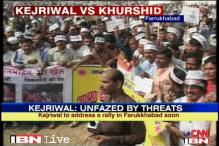 Kejriwal does not have supporters in Farrukhabad: Congress workers