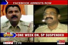 Facebook arrests: 2 police officers suspended, Shiv Sena calls for bandh