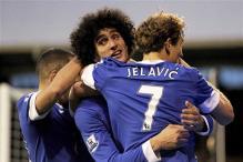 Fellaini stars again as Everton edge past Sunderland