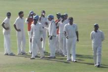 Ranji Trophy 2012-13: Upbeat Services eye two in two