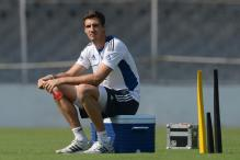 England sweat over Steven Finn's fitness
