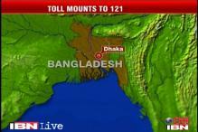 Massive fire tragedy in Bangladesh, 121 killed