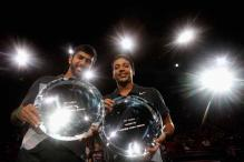 Bhupathi-Bopanna pair wins Paris Masters final