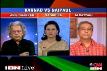 Karnad vs Naipaul: Is Indian secularism far too rigid?