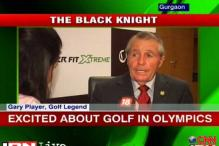 Gary Player excited about inclusion of golf in Olympics