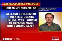 Kolkata: Guard allegedly molests school girl