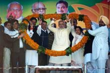 Modi to fight election from Maninagar constituency