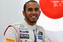 Hamilton fastest in 1st practice at Abu Dhabi GP