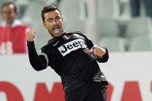 Juventus thrash Pescara 6-1 in Serie A