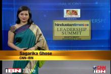 Hindustan Times Leadership Summit: Highlights